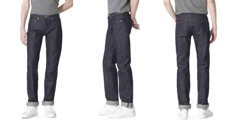 apc new standard jean