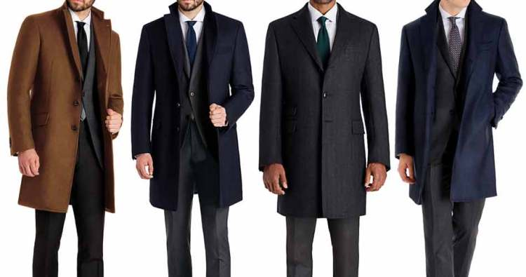 mens overcoats