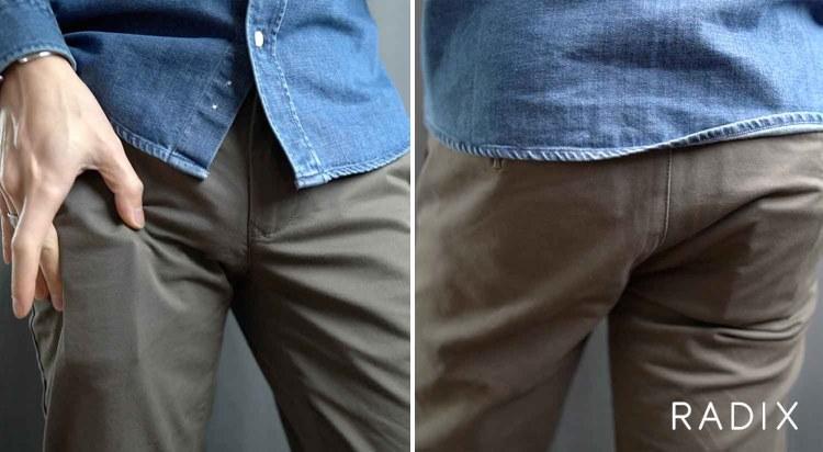 radix one slim wallet in pockets