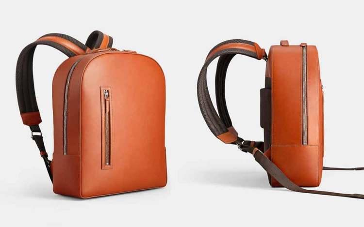 bowen leather backpack updated design 1