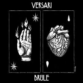 Versari - Brûle - Artwork