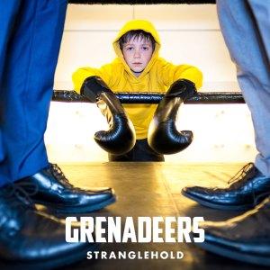 Grenadeers - Stranglehold (artwork)