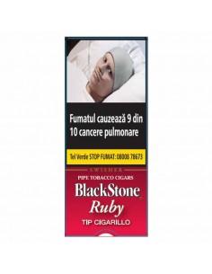 blackstone tip cigarillos ruby 5 cherry