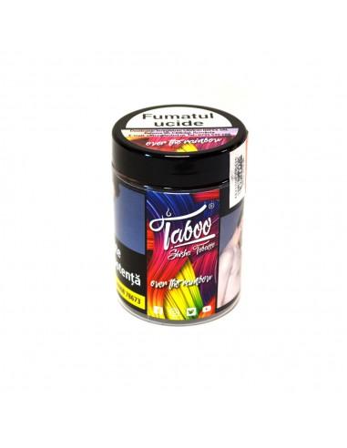 tutun narghilea over the rainbow para menta taboo 50g