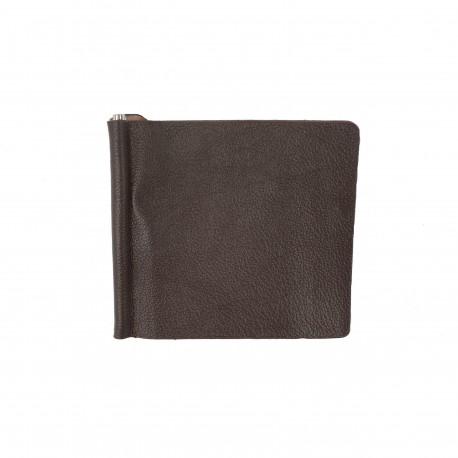 portofel bancnote din piele naturala f050 brown