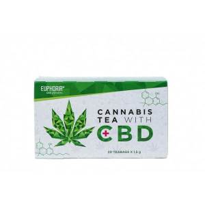ceai euphoria cannabis tea of cbd