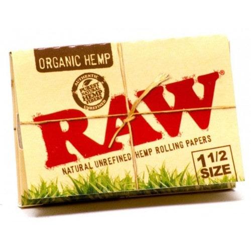 Foite Rulat Tutun RAW Organic Double min