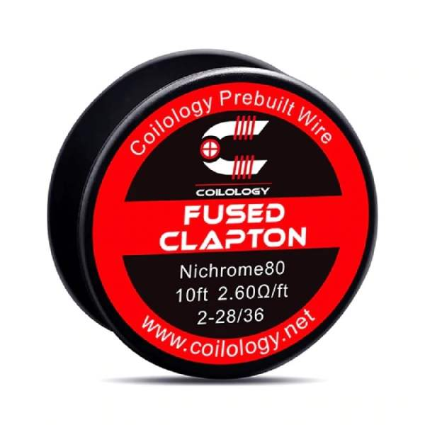 Rola Coilology Coil Fused Clapton 1 min