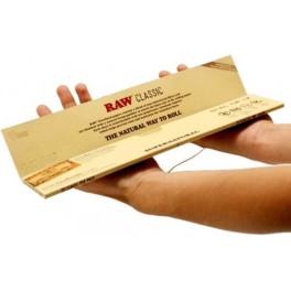 foite rulat tutun raw supernatural 28 cm 1 1