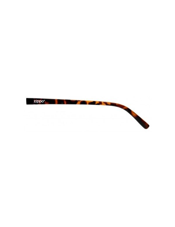 zippo brown sunglasses with brow bar 2 min
