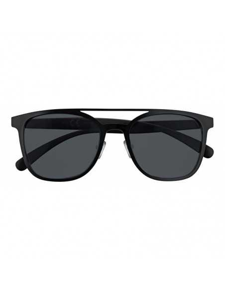 zippo smoke classic sunglasses with brow bar min