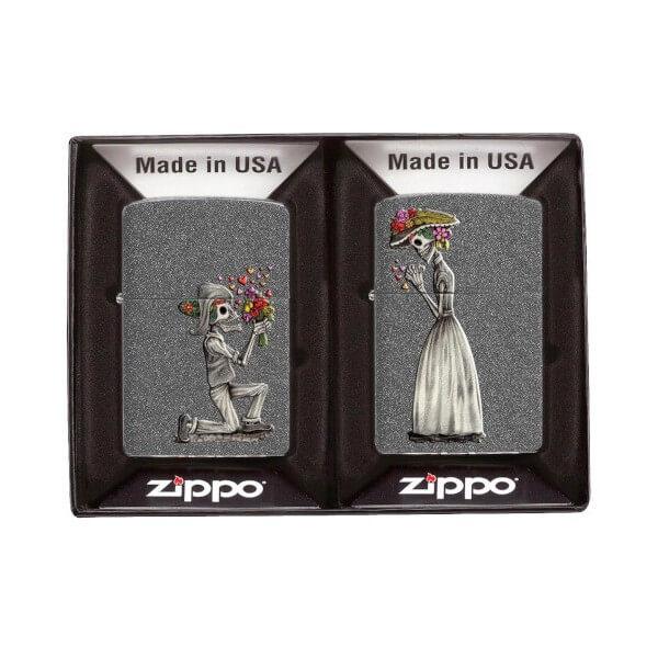 150970 brichete zippo day of dead 1