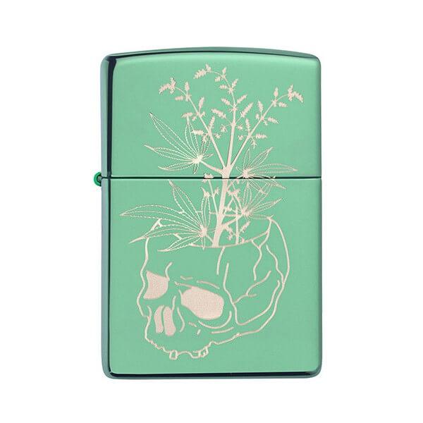 151782 bricheta zippo botanical design 1