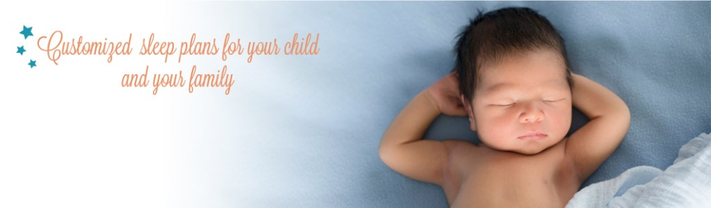 Customized sleep plans for your child and your family