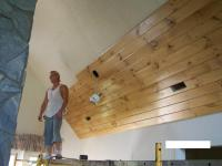 Gentry's Home Improvements - Tongue and groove pine wood ...