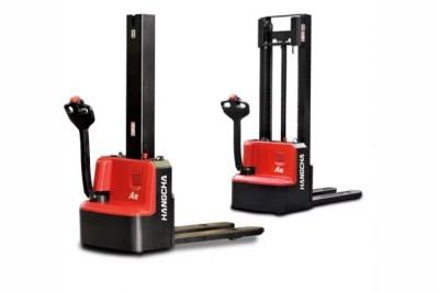 hangcha - elektrische stapelaar mini 1.0-1.2 ton