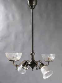 Looking for info on this cherub chandelier in terms of ...