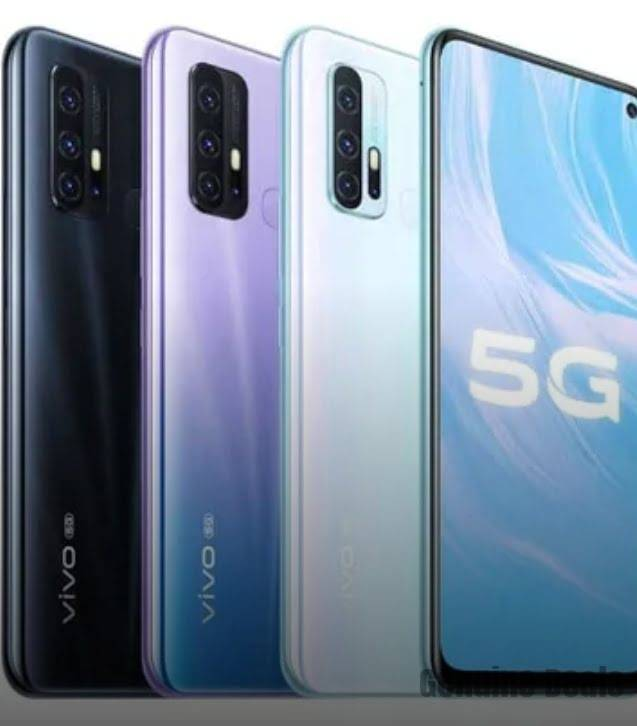 VIVO Z6 5G 5000 MAH BATTERY FULL CHARGE IN 65 MINUTES