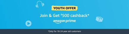 Amazon Youth Offer - Get Amazon Prime at 50% off