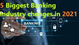 5 Biggest Banking Industry Changes in 2021
