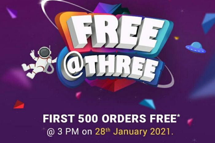 FirstCry Free Shopping Offer: 100% Off Upto Rs.1,500
