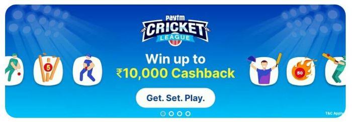 Paytm Cricket League