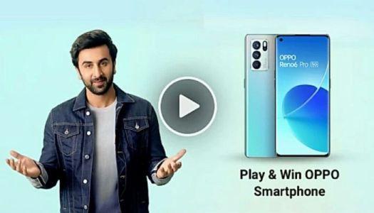 Flipkart oppo challenge with ranbir kapoor quiz