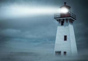 Old GPS-Lighthouse-Lighting the Genuine Gem Journeys