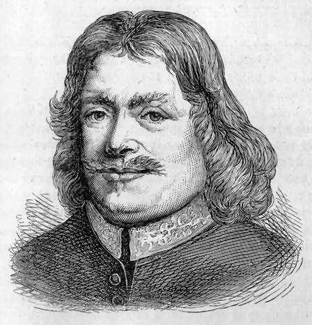 Sketch of John Bunyan