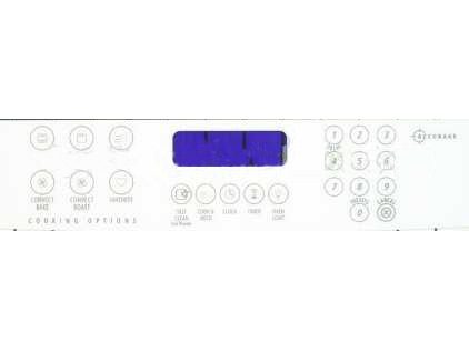 Whirlpool Part# 7450P118-60 Membrane Switch (OEM)