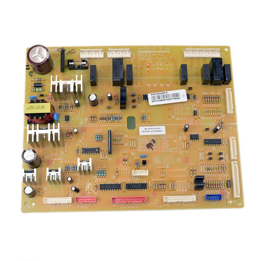 Samsung Part Bn4400168b Power Printed Circuit Board Oem