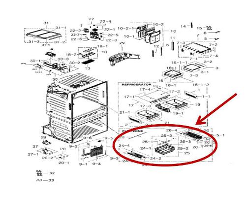 [DIAGRAM] Samsung Rf4287hars Diagram FULL Version HD
