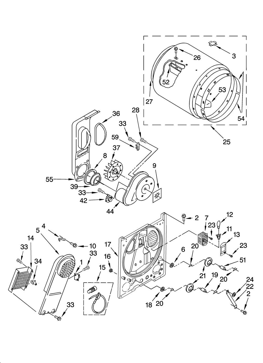 medium resolution of 10 3 wire for dryer diagram