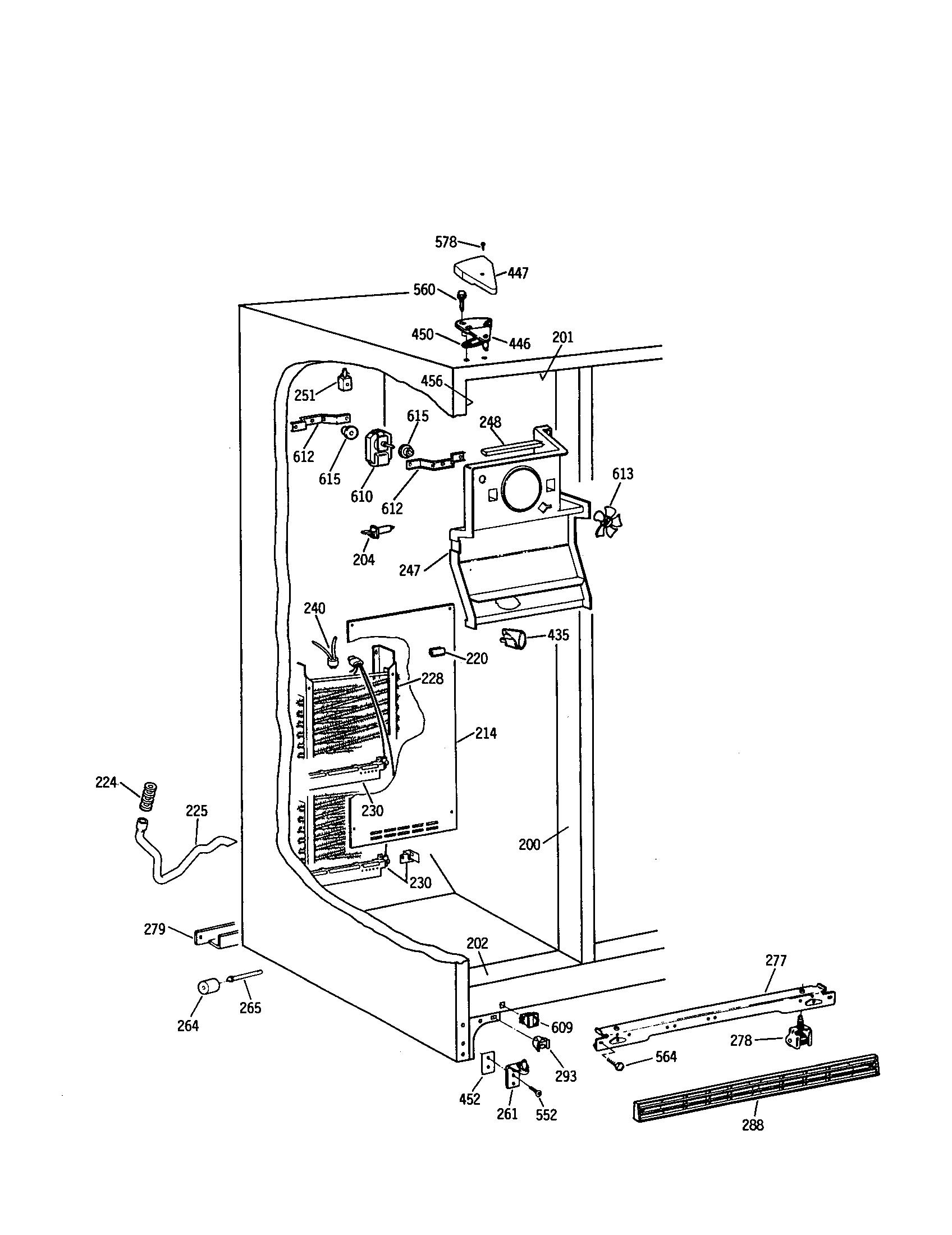 Kenmore 363 Defrost Heater Kit