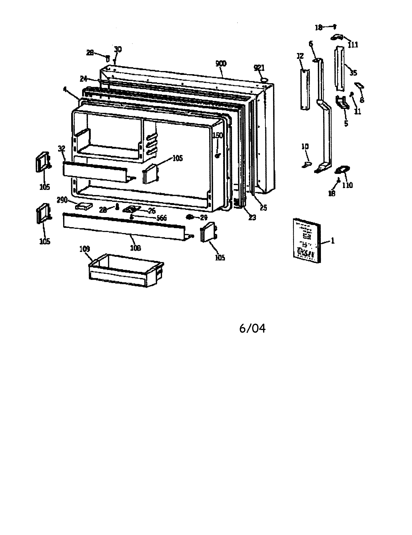 Kenmore 363 Refrigerator Ice Maker Assembly Kit