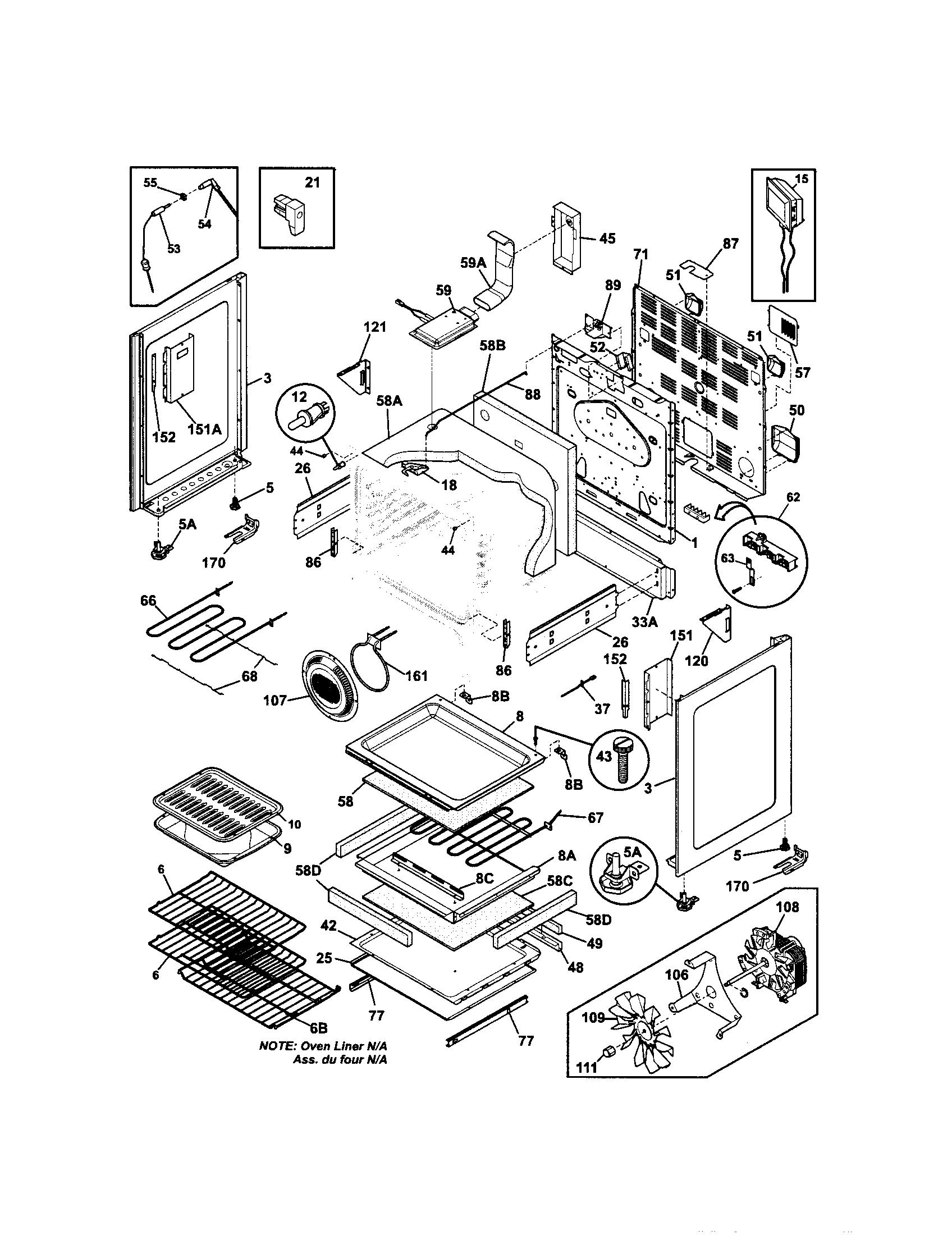Kenmore 790 Terminal Block Kit