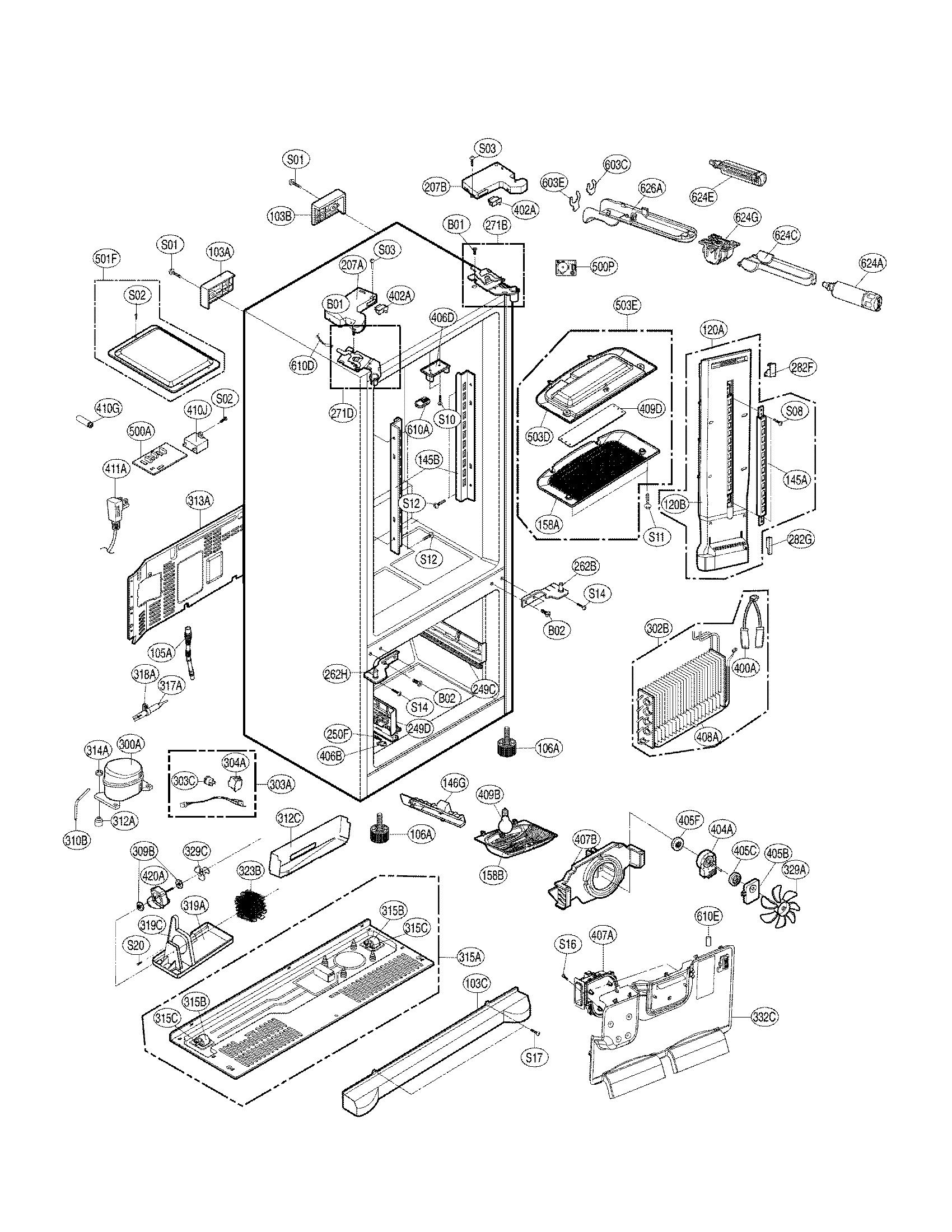 Kenmore 795 Temperature Sensor