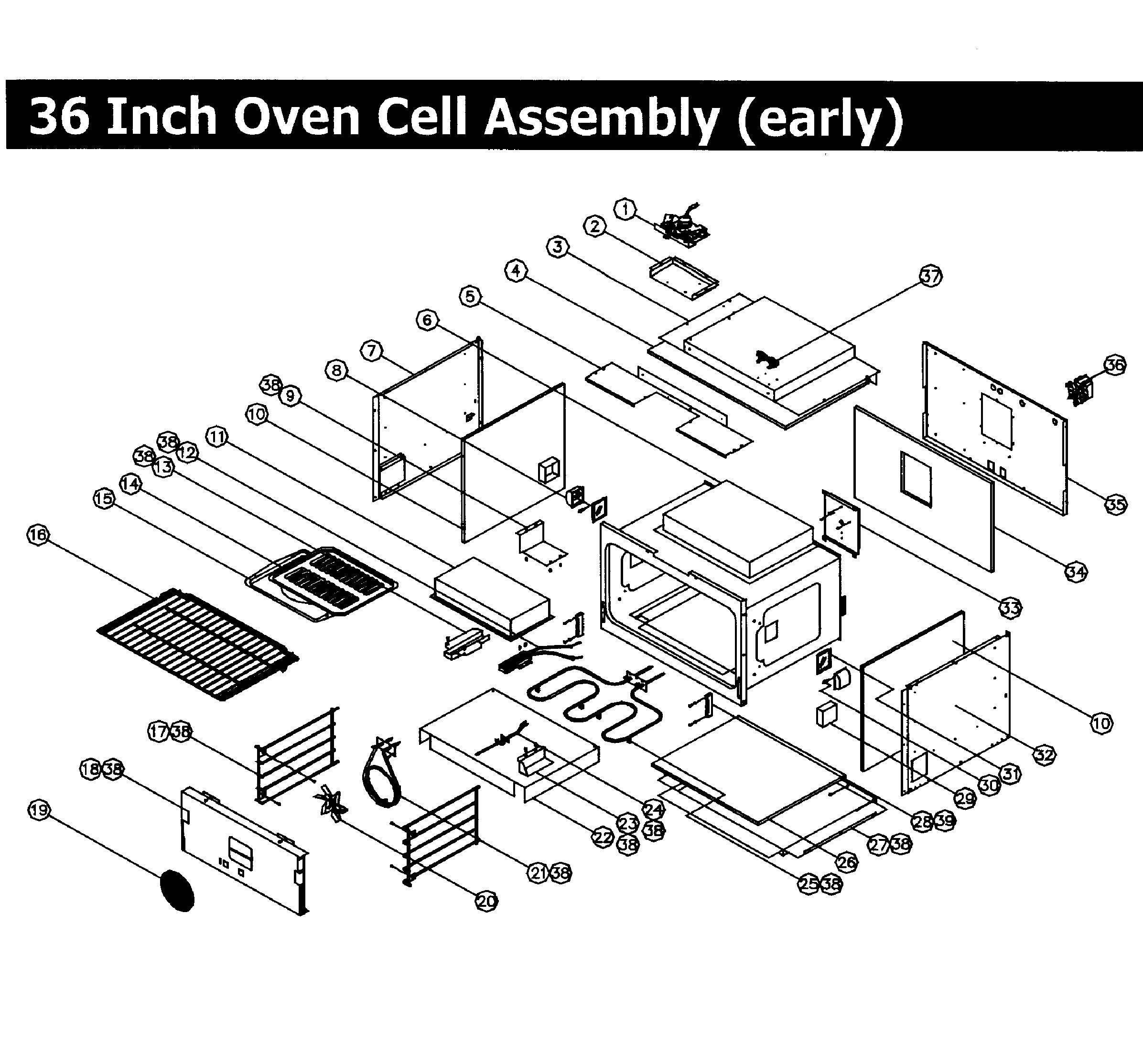 Dacor Ersd48ng Hot Surface Ignitor