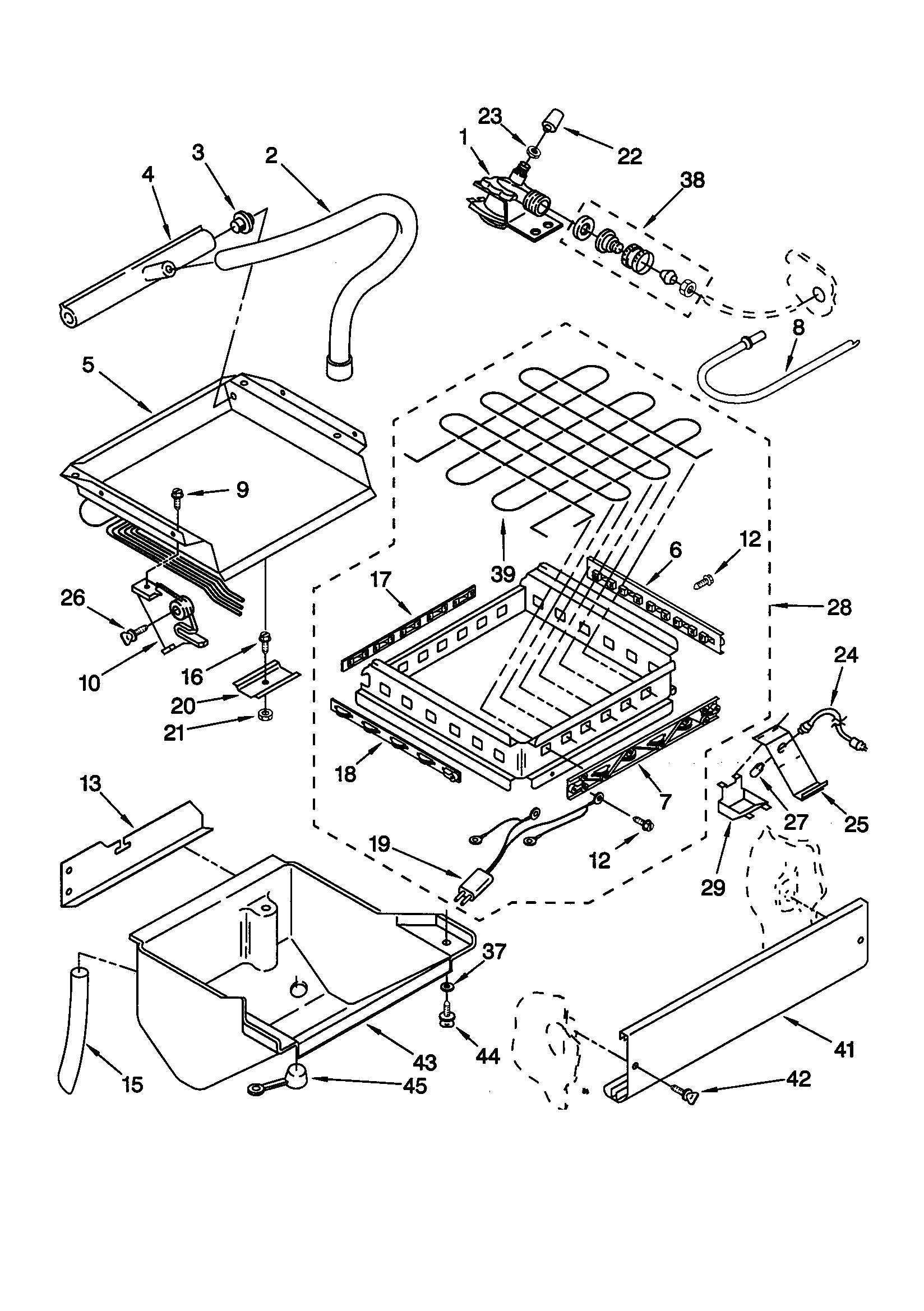 Kitchenaid Wire Diagrams