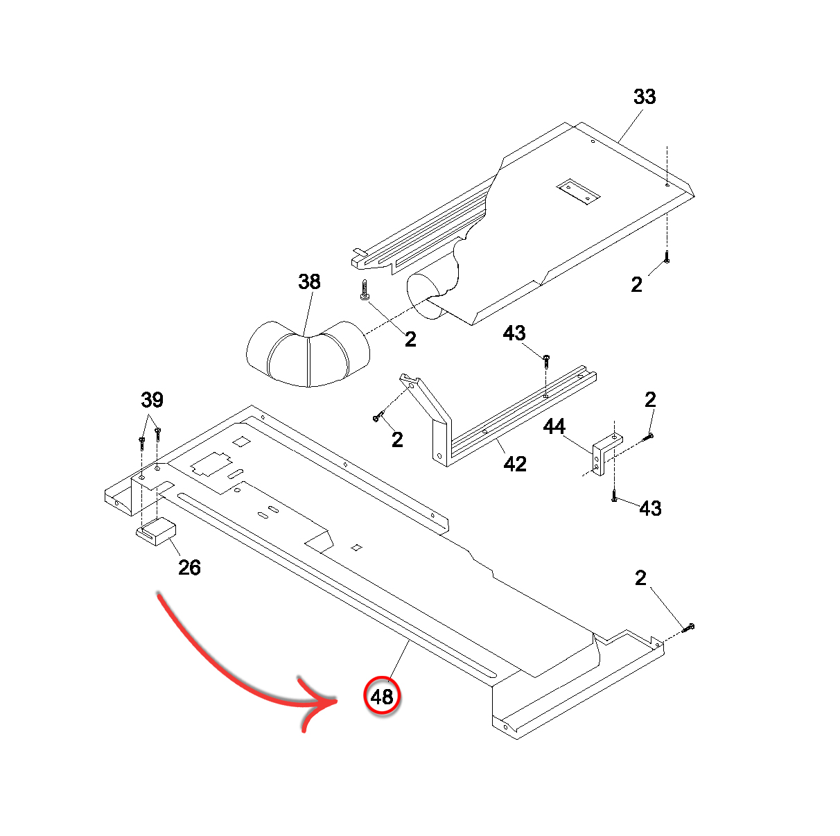 Frigidaire Mlxe42rfw0 Washer Tub Seal Kit
