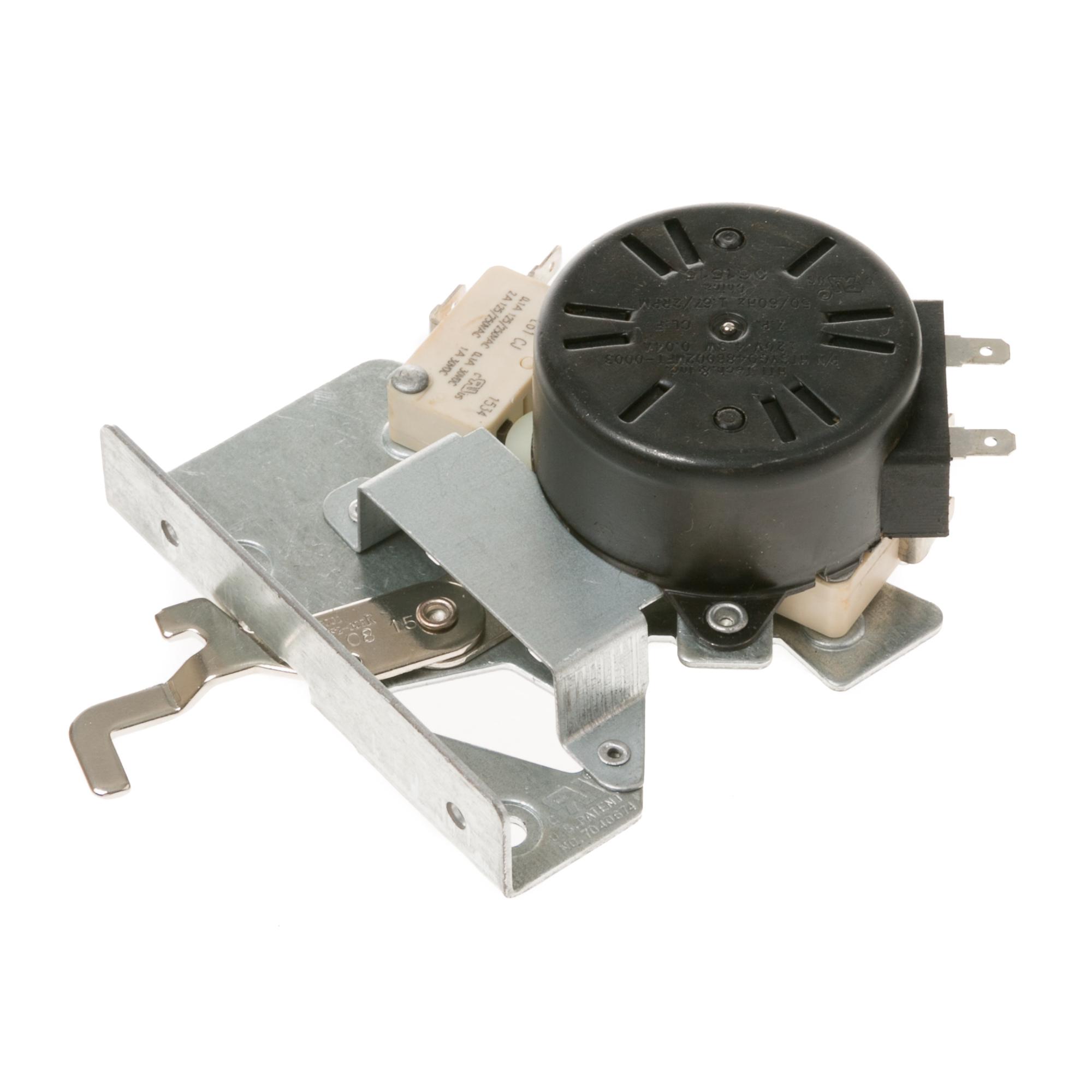 9119352190 Electric Range Door Lock Parts Diagram