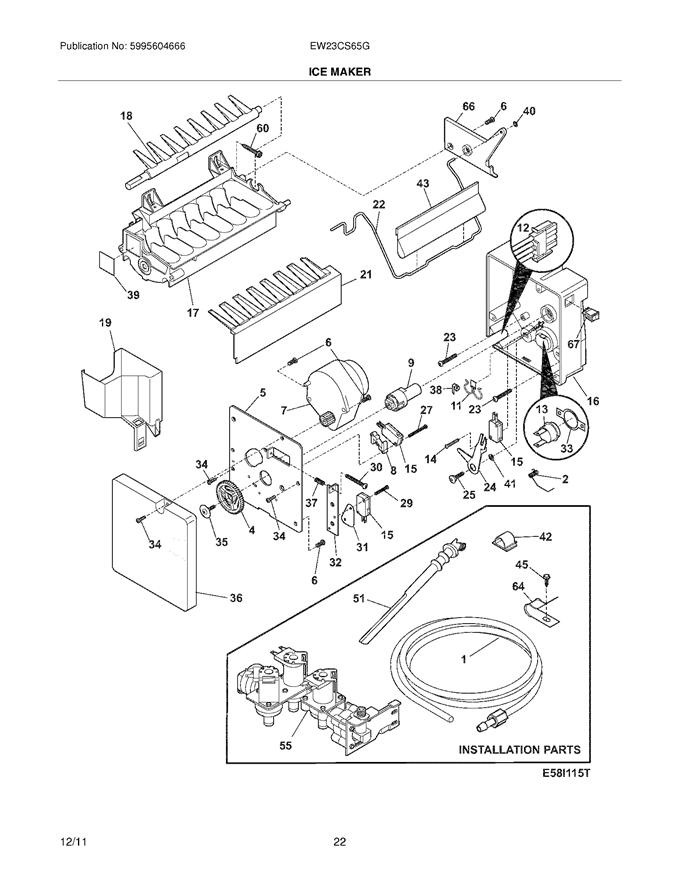 electrolux refrigerator wiring diagram wiring harness wiring