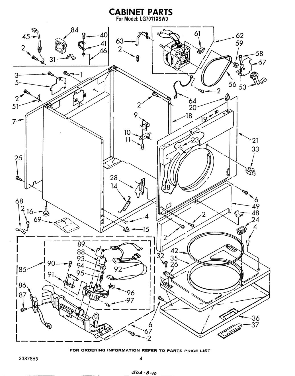 Whirlpool Lg Xsw0 Dryer Gas Valve Solenoid