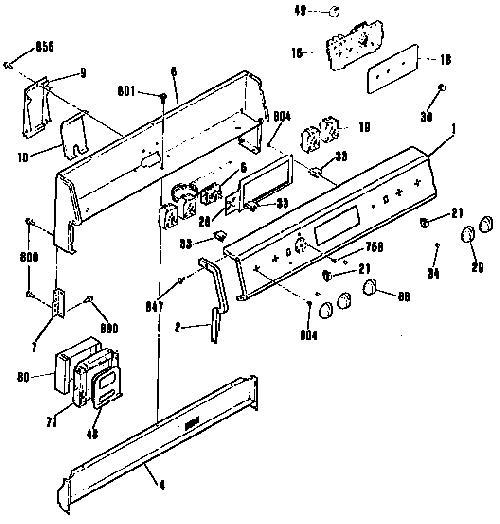 [DIAGRAM] Kenmore Oven Wiring Diagram 363 9378810 FULL