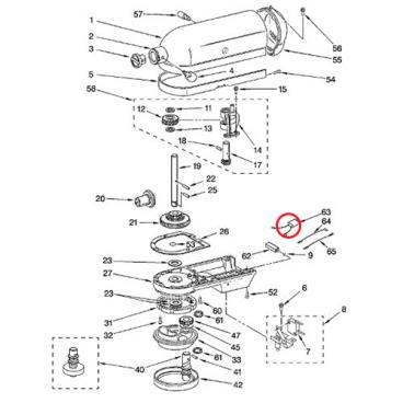 Whirlpool Part# 4176340 Filter (OEM