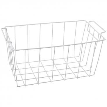 Frigidaire FFFC05M2KW Wire Deep Freezer Basket (White