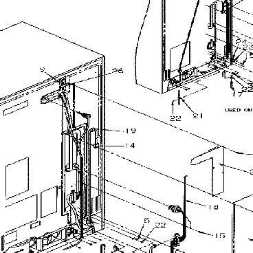 Whirlpool Part# WPW10245167 Water Valve-Inlet (OEM)
