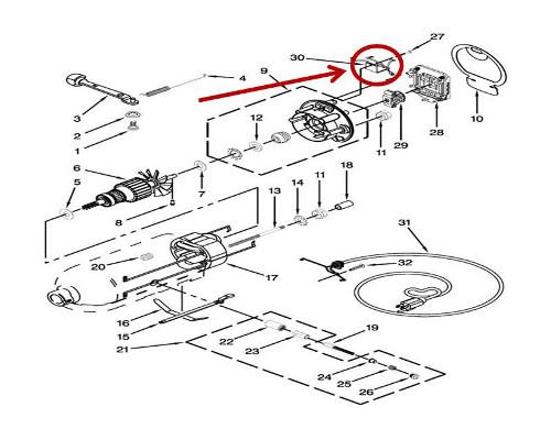 Whirlpool Part# W11174552 Control Board (OEM)