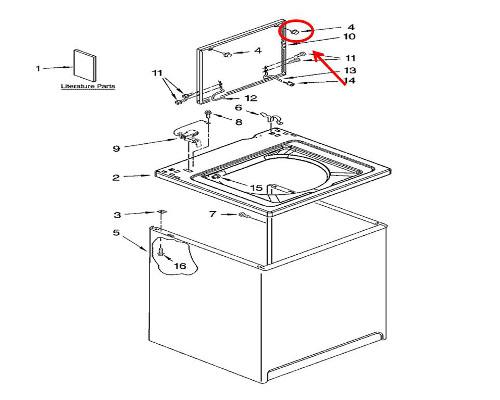 whirlpool automatic washer model lsq8520jq0