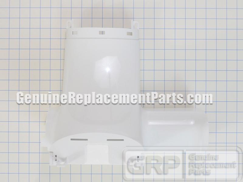 GE PSI23SGRDSV Refrigerator Damper Temperature Control
